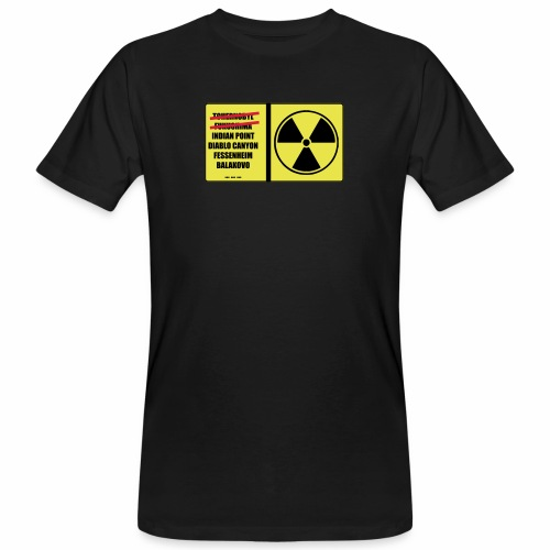 nucleaire - T-shirt bio Homme