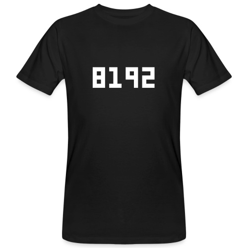 8192 - Men's Organic T-Shirt
