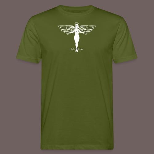 GBIGBO zjebeezjeboo - Rock - Saint [FlexPrint] - T-shirt bio Homme