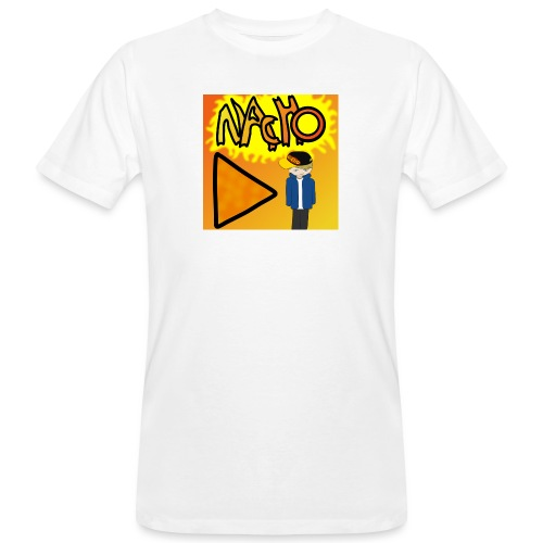 Nacho Title with Little guy - Men's Organic T-Shirt