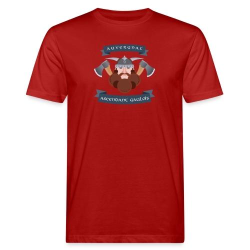 Auvergnat Ascendant Gaulois - T-shirt bio Homme