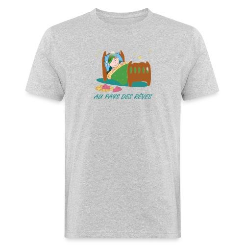 Personnage endormi - T-shirt bio Homme