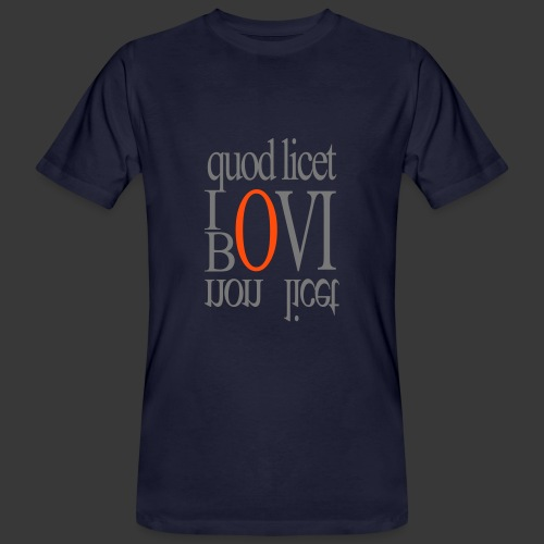 qlinlb - Men's Organic T-Shirt