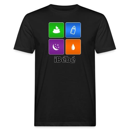iBébé - T-shirt bio Homme