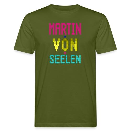 Martin von Seelen fan t-shirt - Organic mænd