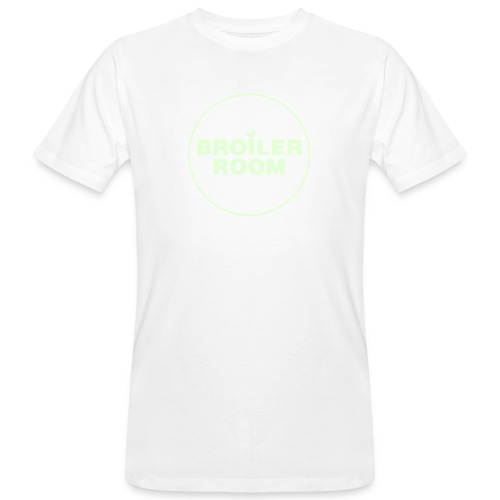 broiler-room - Männer Bio-T-Shirt