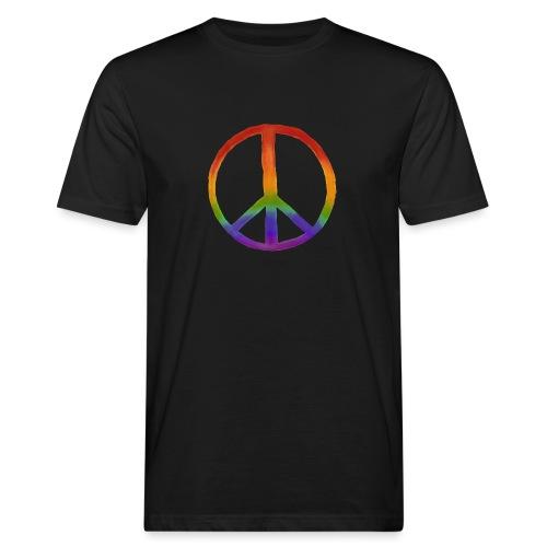 Peace - T-shirt ecologica da uomo