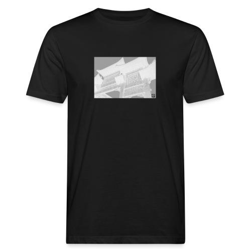 Scouse Chinatown / White - Men's Organic T-Shirt