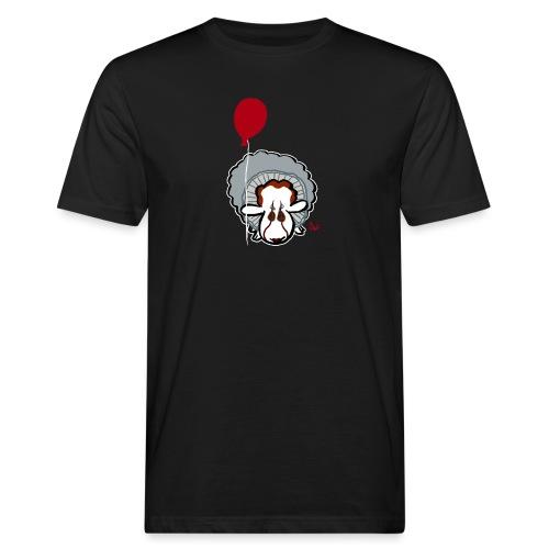 Evil Clown Sheep from IT - Økologisk T-skjorte for menn
