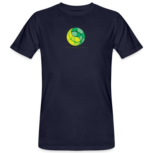 Cinewood Green - Men's Organic T-Shirt