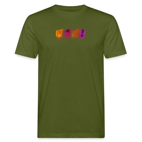 Love - T-shirt bio Homme
