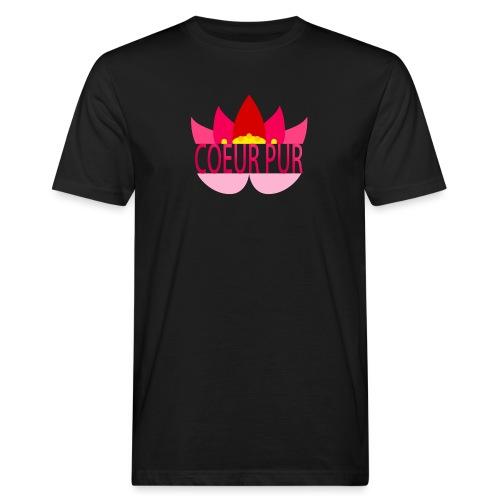 Lotus pur - T-shirt bio Homme