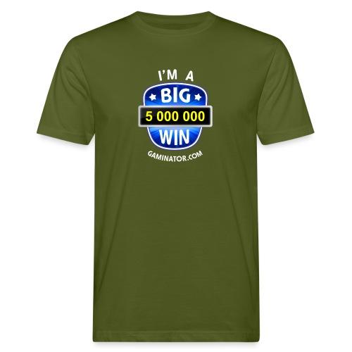 Big Win - Men's Organic T-Shirt