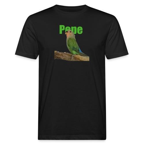 Pepe - Miesten luonnonmukainen t-paita