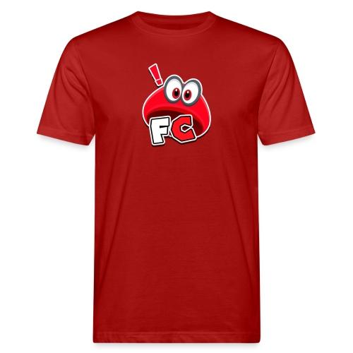 Flying Cappys Logo! - Männer Bio-T-Shirt