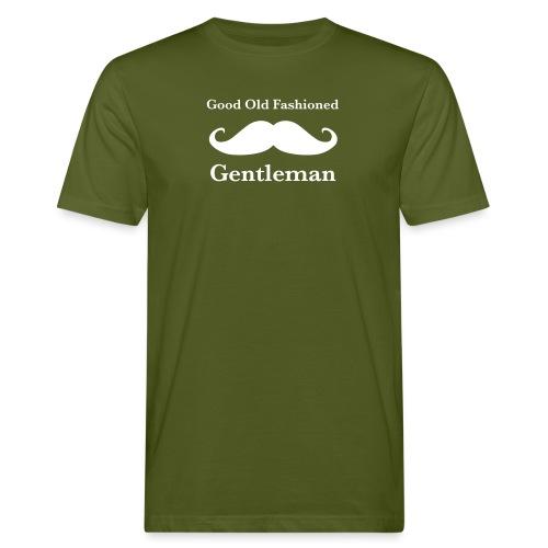 Gentleman's Moustache - Men's Organic T-Shirt
