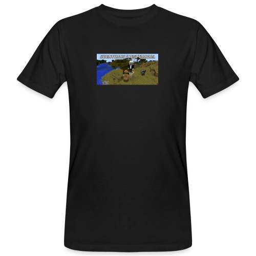 minecraft - Men's Organic T-Shirt