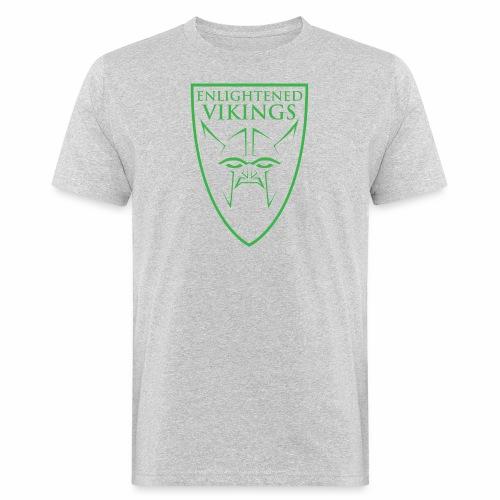 Enlightened Vikings (Org) - Økologisk T-skjorte for menn