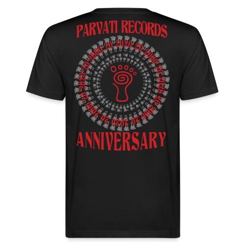 Parvati Records Anniversary - Men's Organic T-Shirt