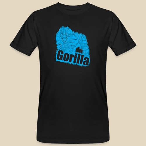 Blue Gorilla - T-shirt bio Homme