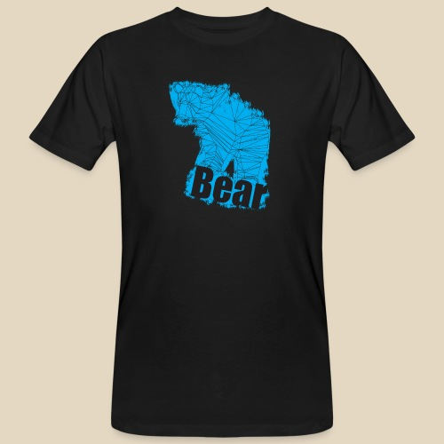 Blue Bear - T-shirt bio Homme