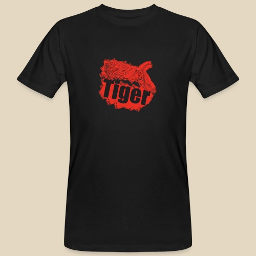 Red Tiger - T-shirt bio Homme