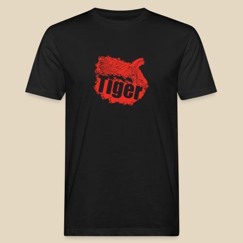 Red Tiger - T-shirt bio Homme