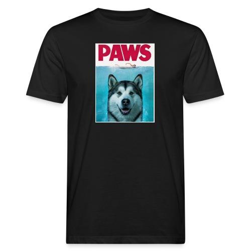 paws 2 - Men's Organic T-Shirt