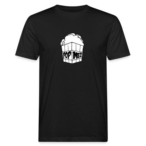 PopMeC logo - Men's Organic T-Shirt