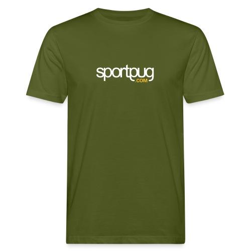 SportPug.com - Miesten luonnonmukainen t-paita