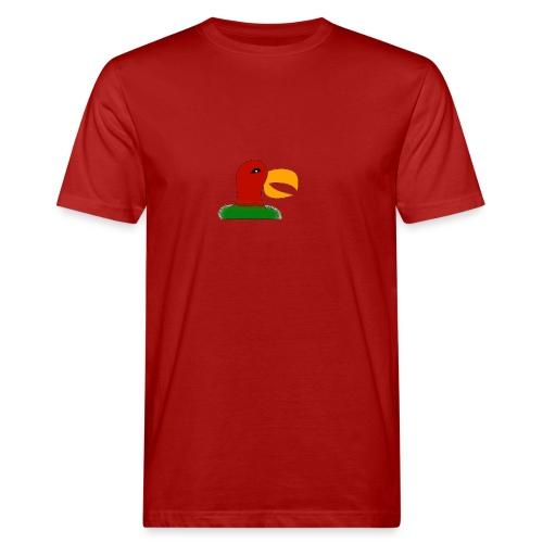Parrots head - Men's Organic T-Shirt