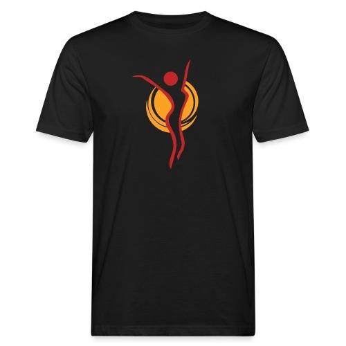 Kaisan Sporttiklubi ikoni - Miesten luonnonmukainen t-paita
