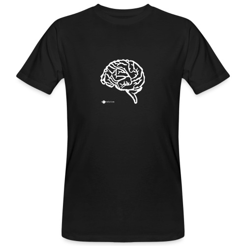 BRAIN HANDS - Camiseta ecológica hombre