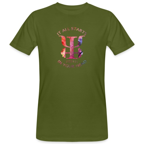 WATERCOLOUR 2.0 - Men's Organic T-Shirt