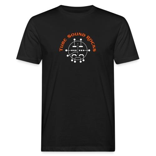 ECC88 - Tube Sound Rocks - Männer Bio-T-Shirt