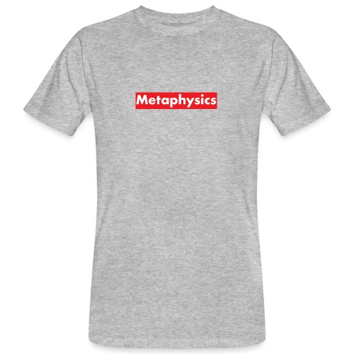 Larry Fitzpatrick X Metaphysics - Männer Bio-T-Shirt