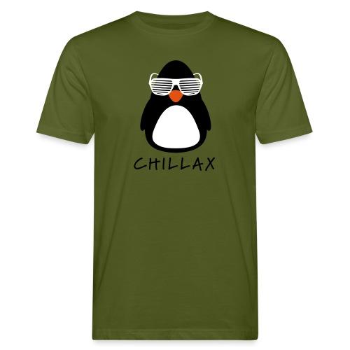 Chillax - Mannen Bio-T-shirt
