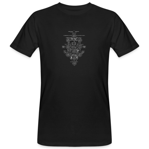 Tree Of Life - T-shirt bio Homme