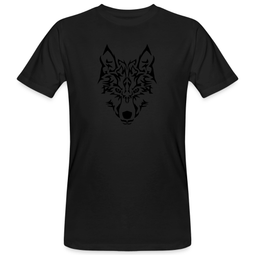 Tribal Wolf - T-shirt bio Homme