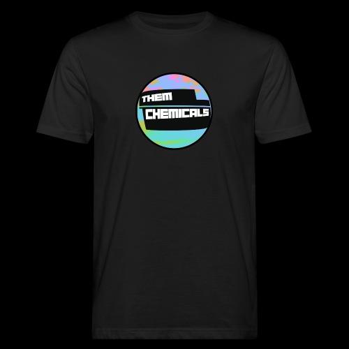 shirt Round Logo png - Mannen Bio-T-shirt