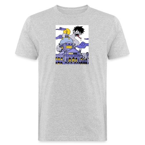 bundeshuus - Männer Bio-T-Shirt