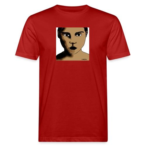 volto0001-jpg - T-shirt ecologica da uomo