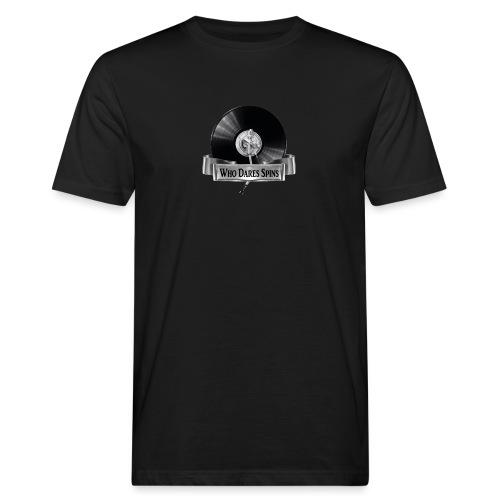 WHO DARES SPINS - Men's Organic T-Shirt