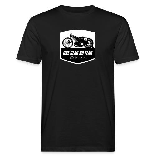 Speedway Bahnsport - Männer Bio-T-Shirt