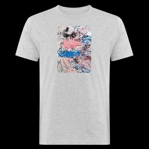 Emelie Kunstwerk V. - Männer Bio-T-Shirt