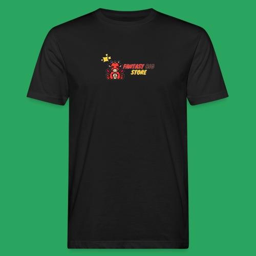 Fantasy big store - T-shirt ecologica da uomo