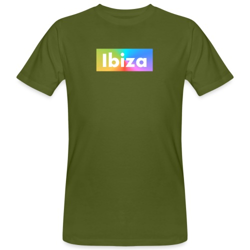 IBIZA Color - Men's Organic T-Shirt