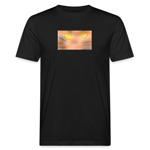 Cat un the un un night gato o animé - Camiseta ecológica hombre