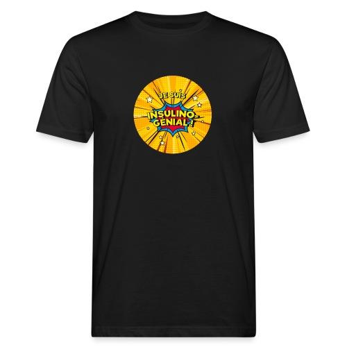 Insulino-génial ! - T-shirt bio Homme