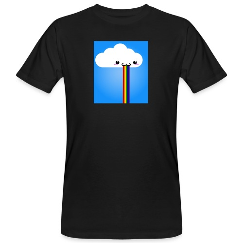 rainbow - Männer Bio-T-Shirt